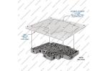 Адаптерная пластина гидроблока для вакуумного тестера VACTEST-01K